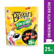 Dog Treats: Purina Beggin' Strips Littles