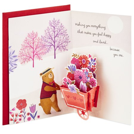 Hallmark Paper Wonder Pop Up Valentine