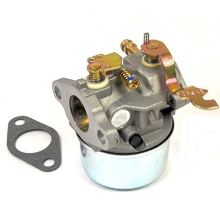Carburetor for Tecumseh 640305 640340 640346 640306H 640222A 640060A OH195 OH195E OH195EA OH195EP OH195XA OH195XP OHH50 OHH55 OHH60 OHH65 ()