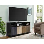 Altra Mercer Storage Tv Console With Multicolored Door