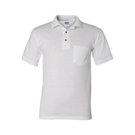 Gildan Sport Shirts DryBlend? Jersey Sport Shirt with Pocket 8900