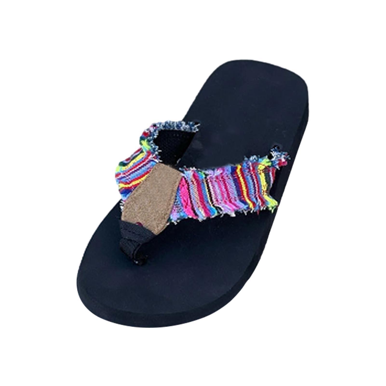 Details about  /Flip Flops Sandals Women Children Flop Shoes