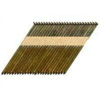 Pro-Fit National Nail    2-3/8 in. L .113 Ga. Brite  Paper Strip  Framing Nails  2000 pk