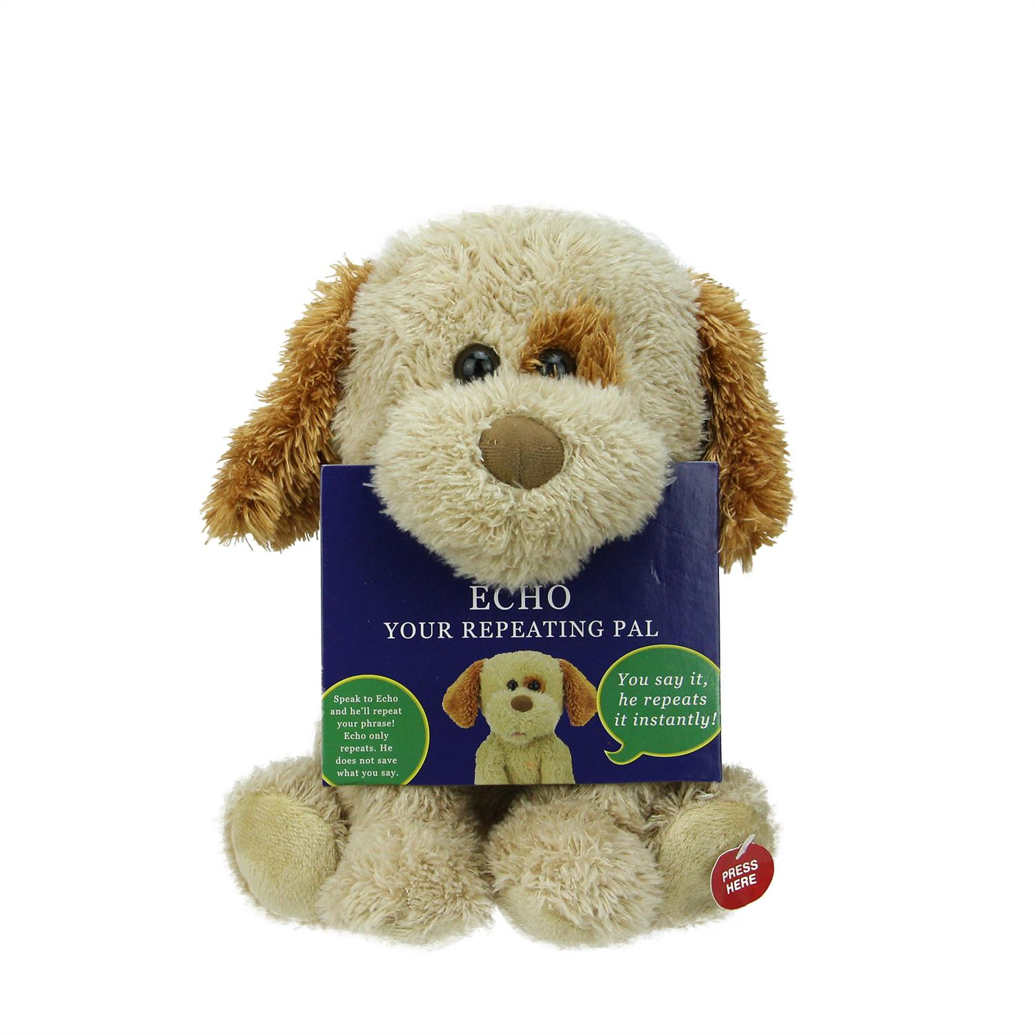 Pack Of 6 Echo Your Animated Repeating Puppy Dog Pal 9 5 Walmart Com