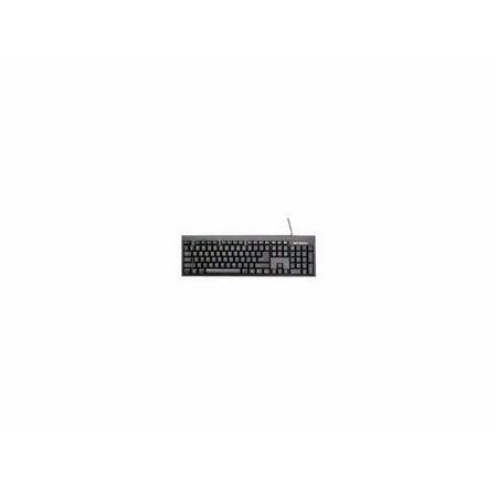 Keytronic Ps/2 Keyboard - Keytronics Large L Shap Enter Key, Usb Keyboard.  Light Gray Color