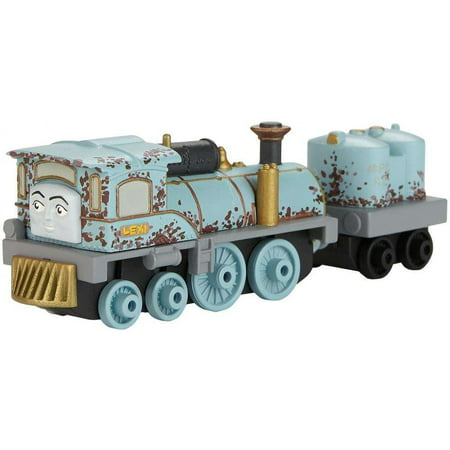 Thomas & Friends Adventures Lexi The Experimental Metal Engine (Thomas Island Adventure Playboard)