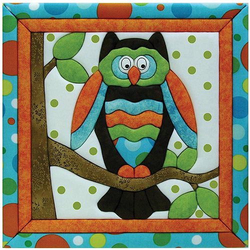 Quilt Magic Kit, Owl