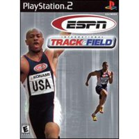 ESPN International Track & Field PS2