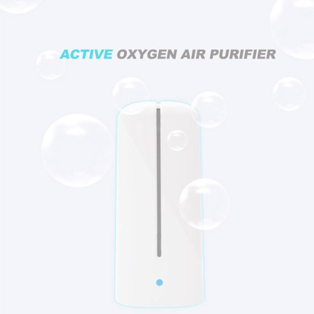 AIHOME Refrigerator Purifier Rechargeable Sterilization Deodorant Air Purifier - image 4 de 9