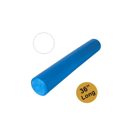 Molded Wobble Roller (Yoga Direct 36 Inch Black Foam Roller (molded))