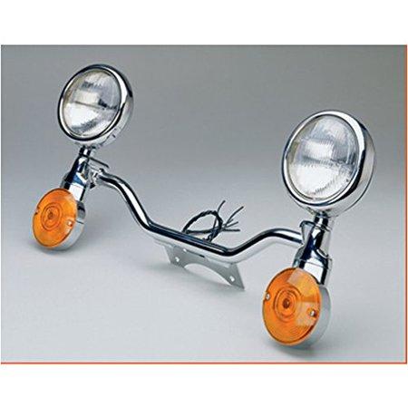 Crossmember Bar Assembly (Light Assembly-H3 Bulb for Sportligth Bars )