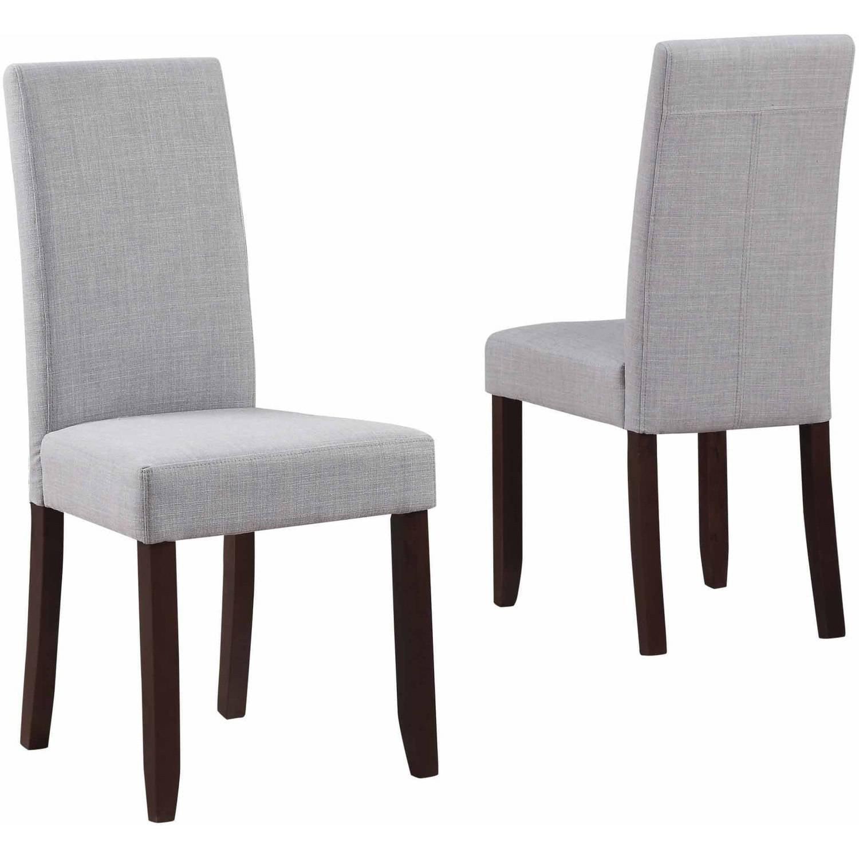 Brooklyn + Max Brunswick Parson Dining Chairs, Set of 2
