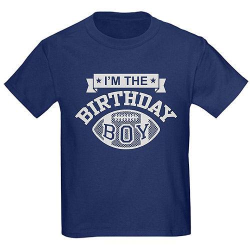 CafePress I'm The Birthday Boy Kids' Graphic Tee