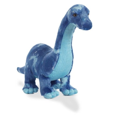 Brachiosaurus Dinosaur 18.5 inch - Stuffed Animal by Aurora Plush (30794)