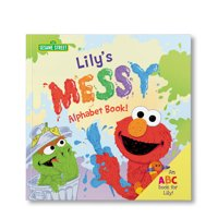 Sesame Street: The Messy Alphabet Book - Personalized Book