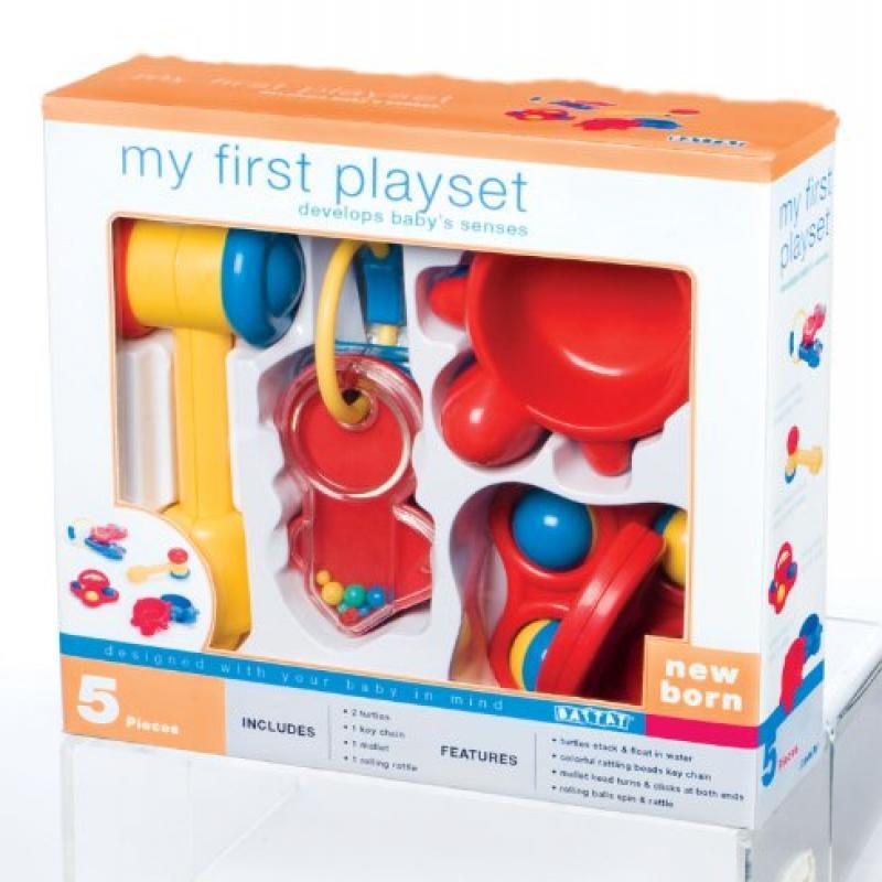 Toysmith Battat My First Play Set