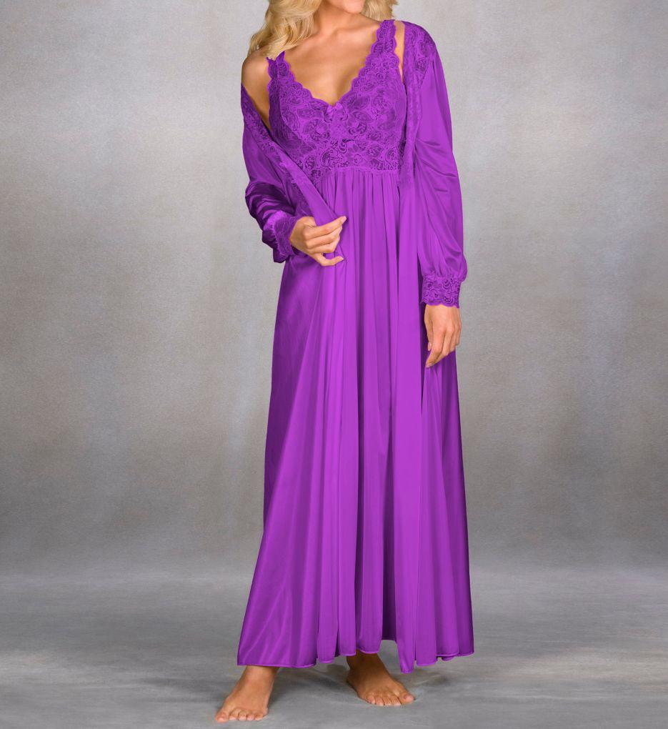 Shadowline Womens Plus-Size Silhouette 54 Inch Long Sleeve Coat