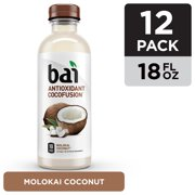 Best Coconut Waters - Bai Coconut Flavored Water, Molokai Coconut, Antioxidant Infused Review