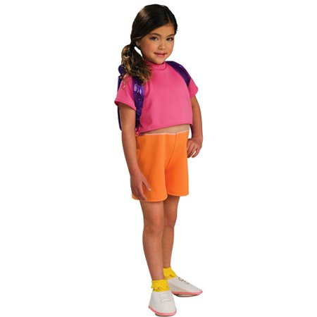Dora Toddler Halloween Costume - One Size - Daria Costume