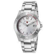 16017Sm-02-Set Paradiso Stainless Steel Silver-Tone Dial Watch