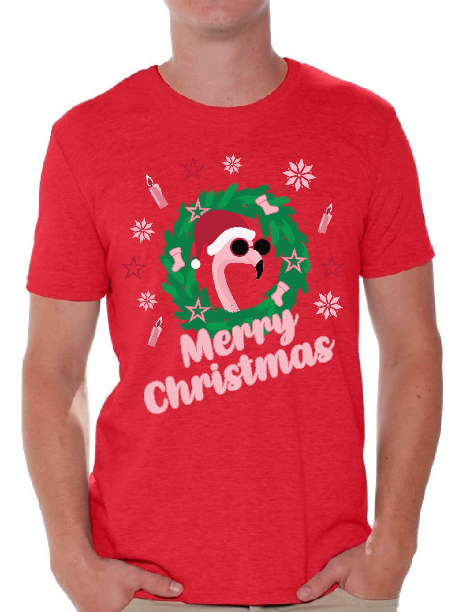 SANTA CLAUS FATHER CHRISTMAS CHIMNEY TSHIRT CHILDRENS MENS /& LADIES SIZES