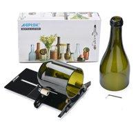 AGPtek Glass Bottle Cutter Machine Cutting Tool