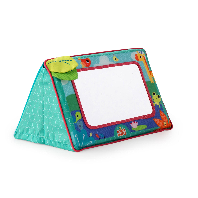 Bright Starts Sit & See Safari Floor Mirror by Bright Starts
