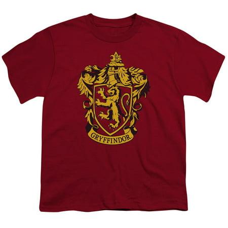 Harry Potter Gryffindor Crest Big Boys Youth - Gryffindor Crest