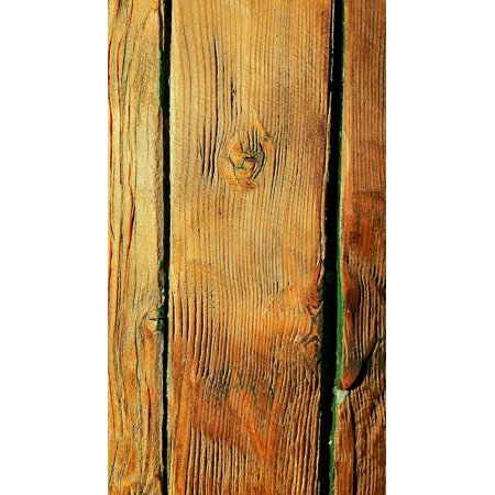 Canvas Print Old Wood Texture Furnishings Axis Door Node Stretched Canvas 10 x 14