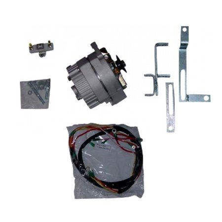 6 Volt to 12 Volt Conversion Kit Side Mount Made For Ford 8N Tractor 263844 &