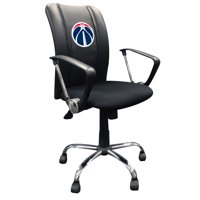 Washington Wizards NBA Curve Task Chair