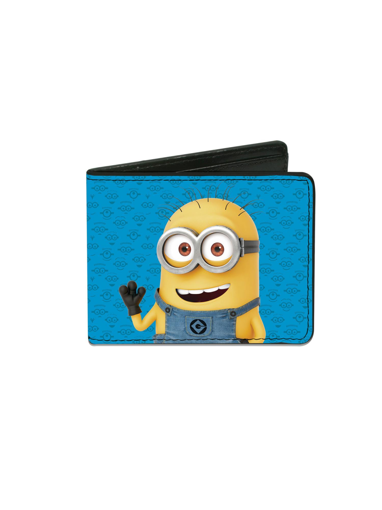 Buckle Down Kids' Minion Billfold Wallet