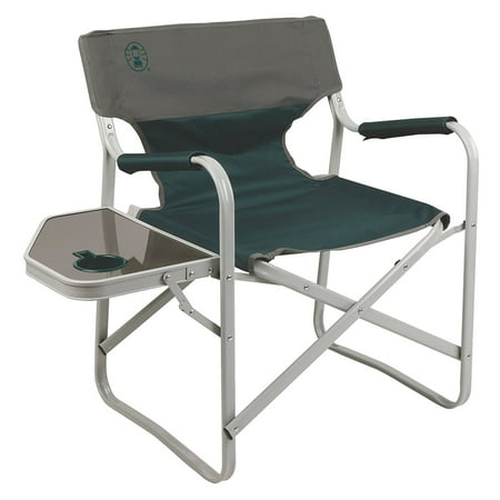 Coleman Outpost Breeze Portable Folding Deck Chair With