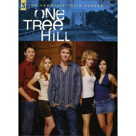 One Tree Hill: Season 3 (DVD) (One Hill Tree)
