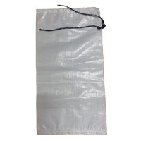Value Brand Sand Bag, White 6FGY1