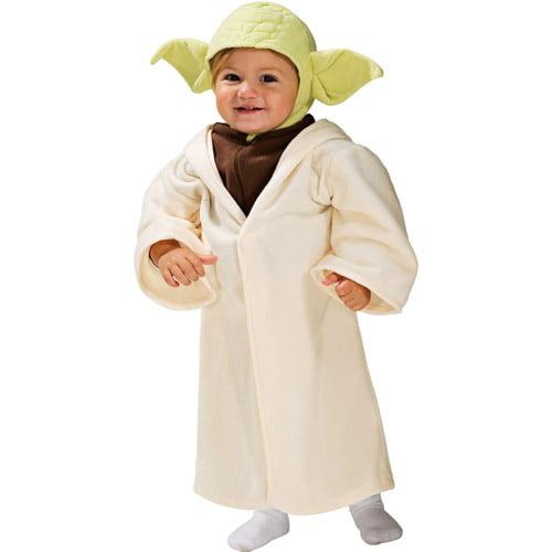 Rubie's Star Wars Yoda Toddler Costume