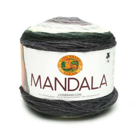 Lion Brand Mandala Harpy Fashion Yarn, 590 Yd.](Mandala Crafts)