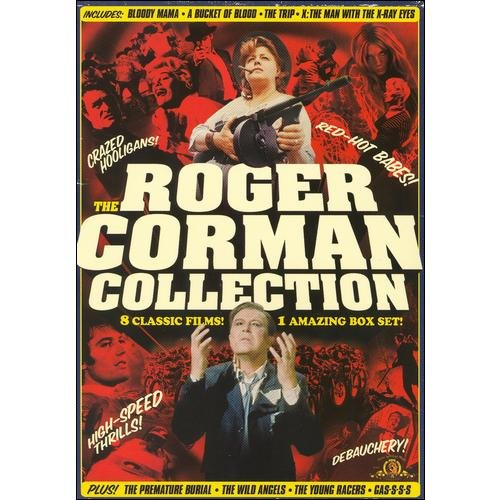 The Roger Corman Collection (4 Disc)
