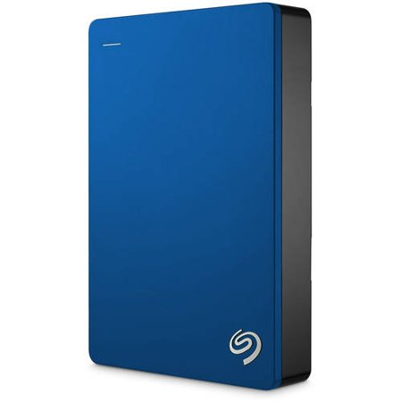 Seagate 4TB BACKUP PLUS PORTABLE DRIVE USB 3.0 BLUE - STDR4000901