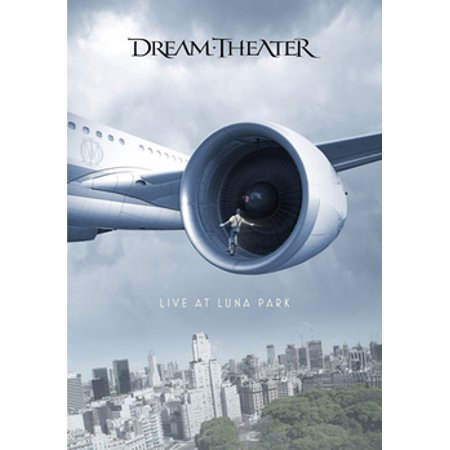 DREAM THEATER-LIVE AT LUNA PARK (DVD/2 DISC) (DVD) - Luna Park Halloween Horror Night