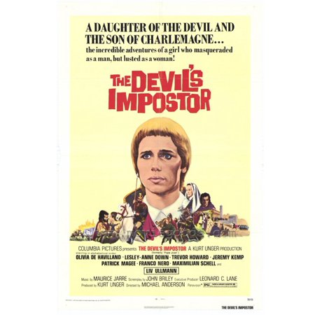 The Devil's Imposter - movie POSTER (Style A) (27