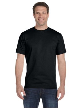 0d921effe Free shipping on orders over $35. Free pickup. Product Image Gildan Men's  Black Dryblend 50/50 Undershirts (Set ...