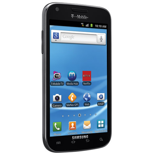 Refurbished Samsung SGH-T989 Titanium T-Mobile Galaxy S II 16GB Smartphone
