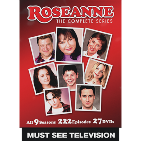 Roseanne The Complete Series (DVD)