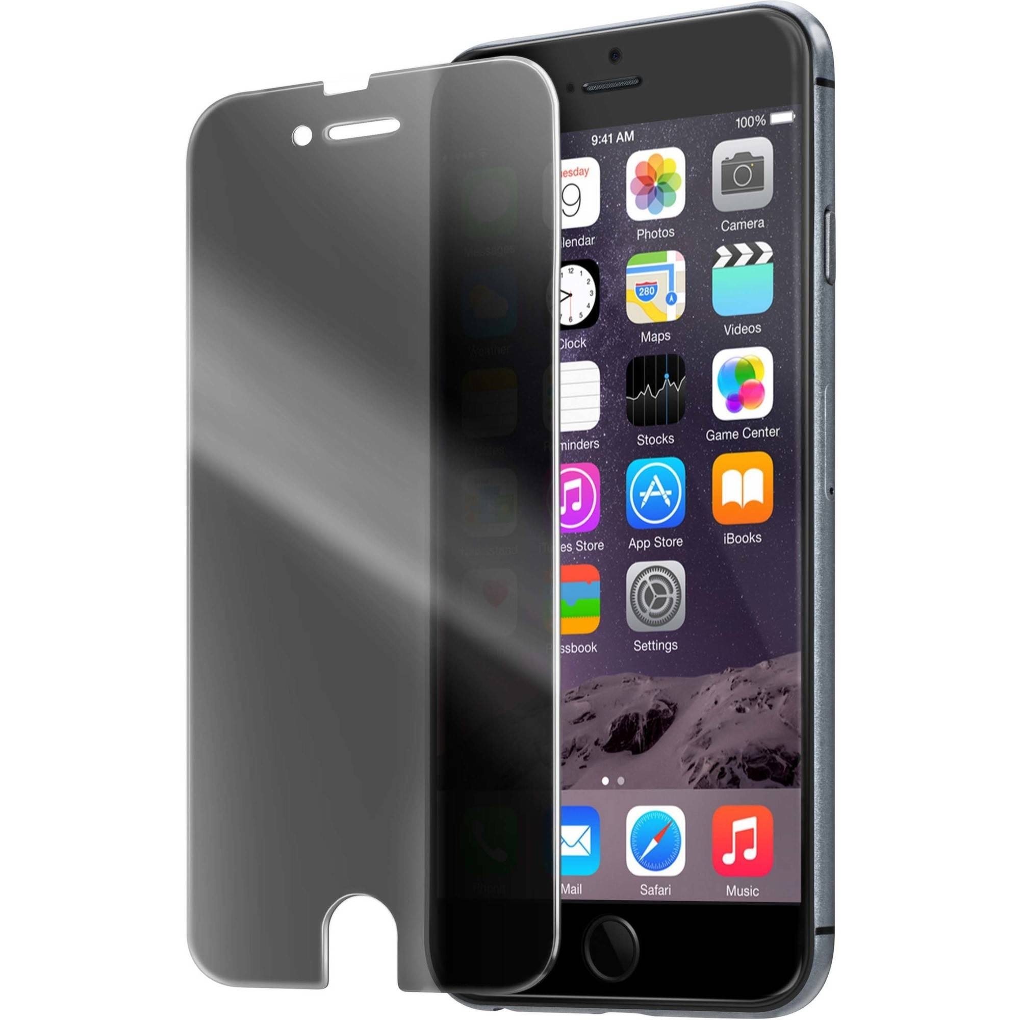 LAUT Privacy GLS LAUT_IP6P_PP Glass Screen Protector for Apple iPhone 6 Plus/6S Plus
