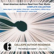 Great American Authors Read from Their Works - Audiobook