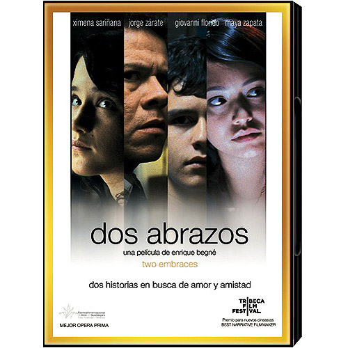 Dos Abrazos (Two Embraces) (Spanish) (Full Frame)