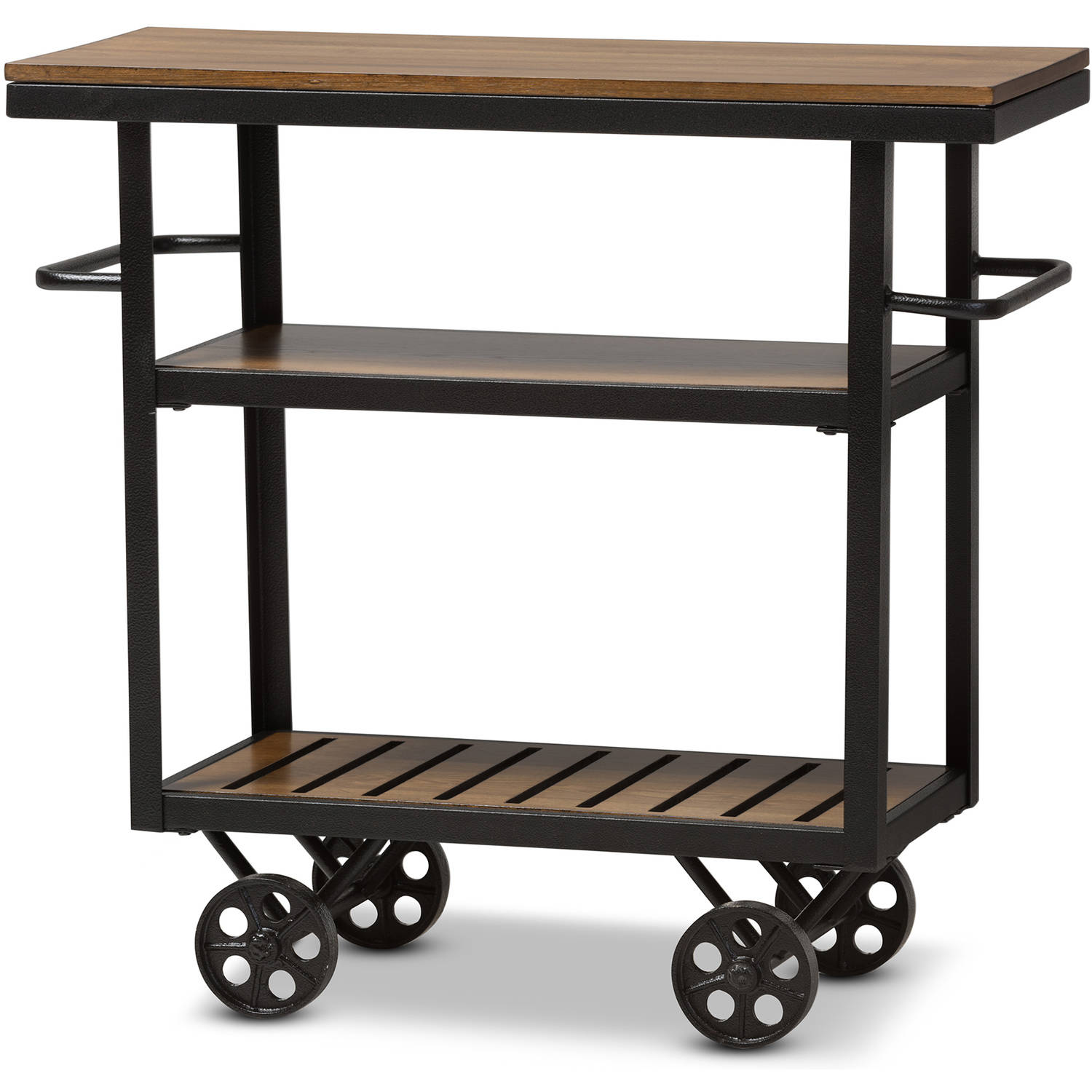 Image Result For Metal Rolling Cart For Kitchen
