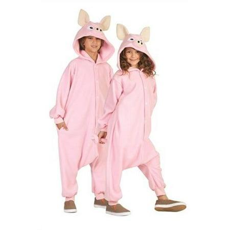 Penelope Pig Child Funsie Costume - - Pigs Costume