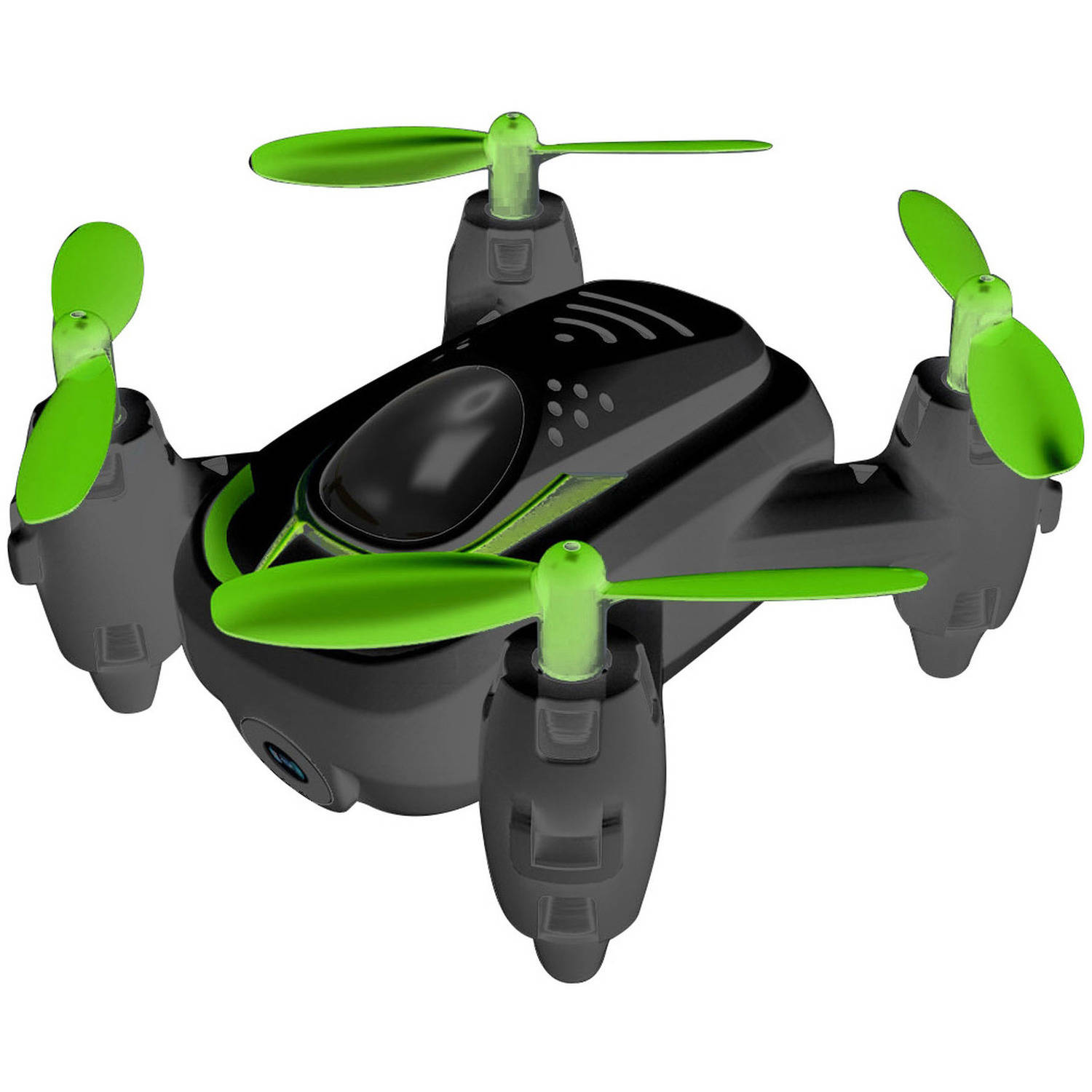 Riviera RC Micro Quad Wi-Fi Drone with 3D App, Black